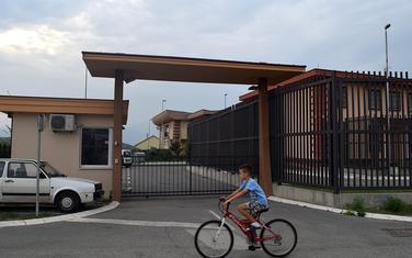 Nedovoljni kapaciteti: Centar za azilante u Spužu