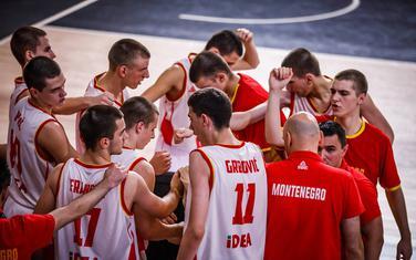 Kadetska košarkaška reprezentacija Crne Gore
