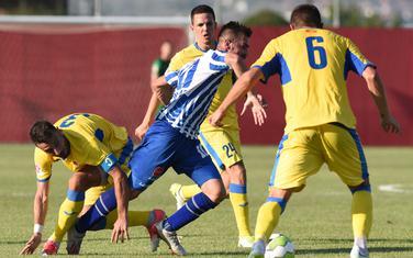 Sa utakmice Podgorica - Budućnost u subotu
