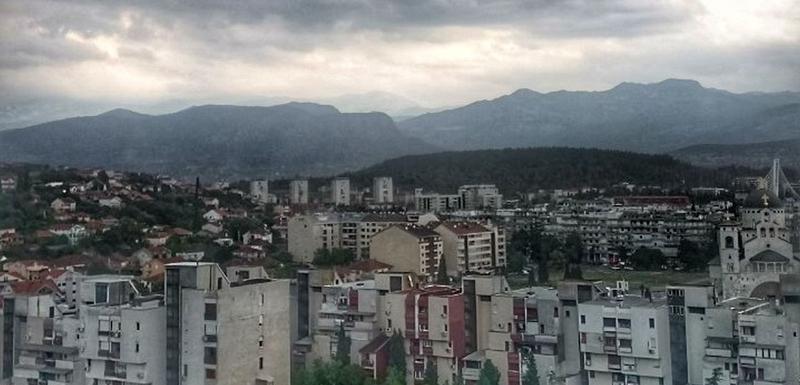 Podgorica danas