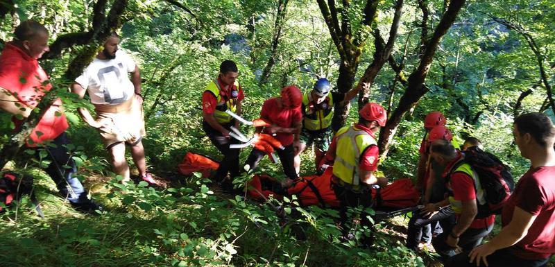 Sa akcije spašavanja