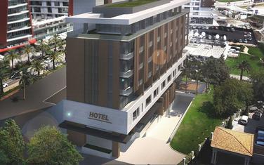 Projektovani izgled kondo hotela