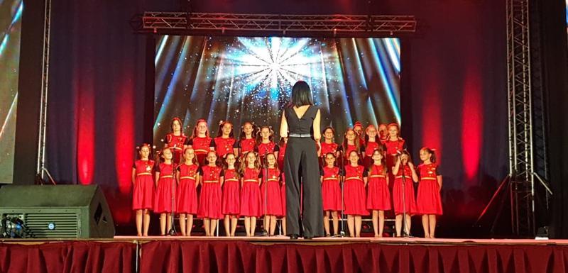 Sa nastupa u Sjevernoj Makedoniji