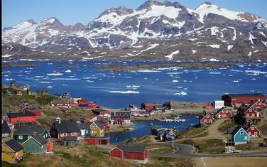 Grad Tasilak na Grenlandu