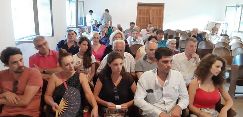 Mještani Tomaševa na događaju