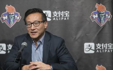 Džo Tsai, novi vlasnik Netsa