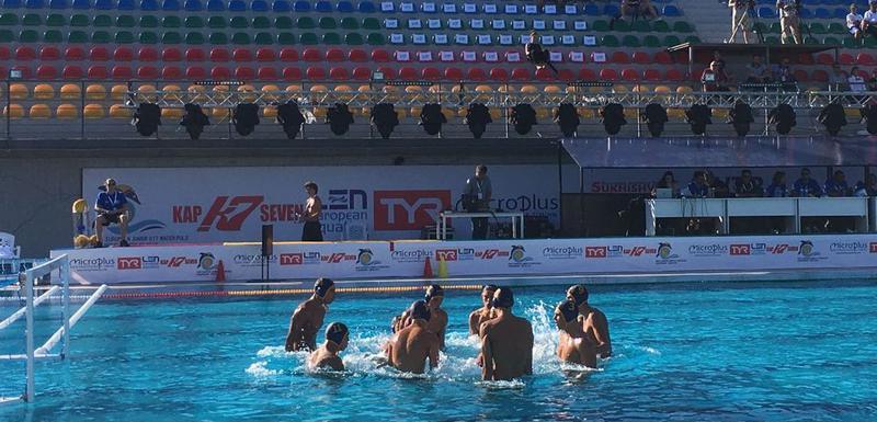 Juniorska vaterpolo reprezentacija Crne Gore