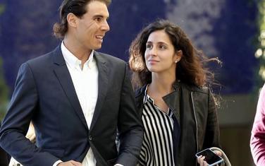 Rafael Nadal i Ćiska Perelo