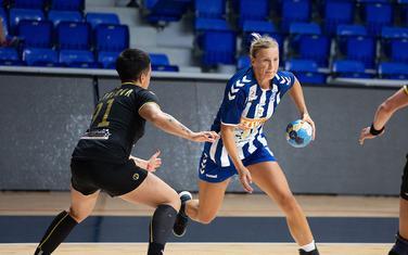 Barbara Lazović je šest puta pogodila mrežu bivšeg kluba