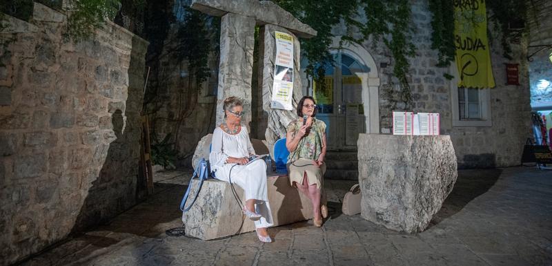 Sa Trga pjesnika: Jelušić i Kršenković Brković