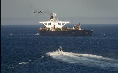 Iranski tanker