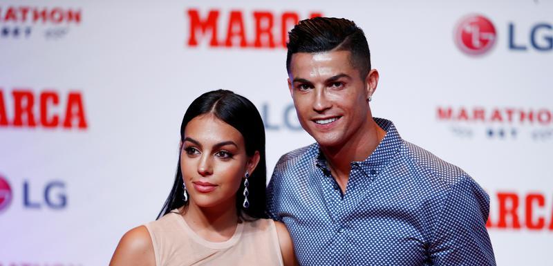 Ronaldo sa djevojkom Georginom Rodriges