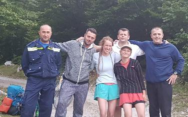 Za turistkinjama iz Poljske i Njemačke bila organizovana potraga