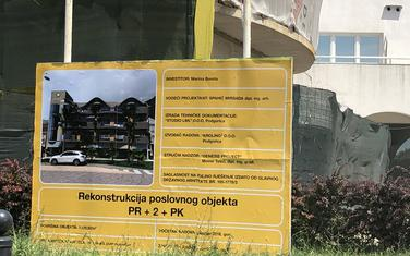Gradiće se hotel na četiri etaže