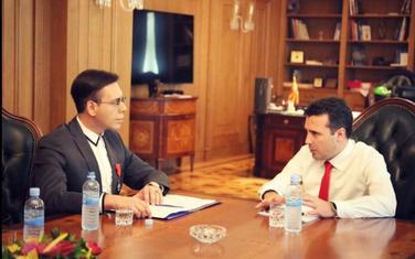 Jovanovski i Zaev