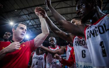 Ne postoji ja u riječi tim: Angola