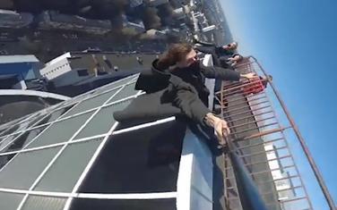 Na 168 metara visine
