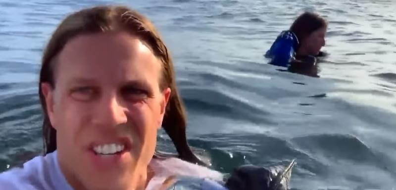 Završili u vodi