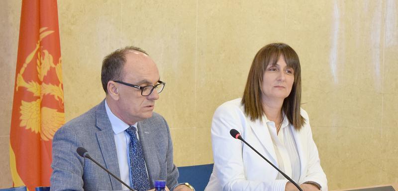 Ljuiđ Škrelja, predsjednik Administrativnog odbora
