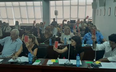 Stanje aerodroma neodrživo: Odbornici DPS-a u SO Tivat