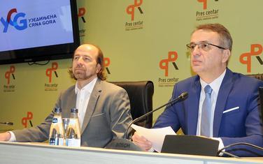 Goran Radonjić i Goran Danilović