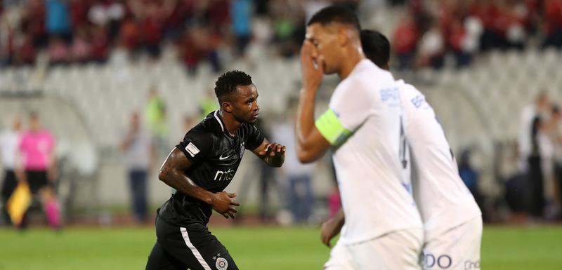 Sejduba Suma slavi izjednačujući gol