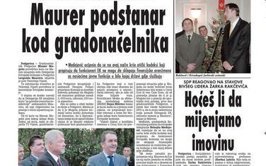 """Stranica """"Vijesti"""" od 23. avgusta 2019."""