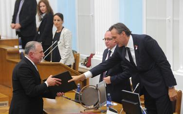 Stanković nakon izbora prije pet godina sa tadašnjim rukovodstvom Skupštine
