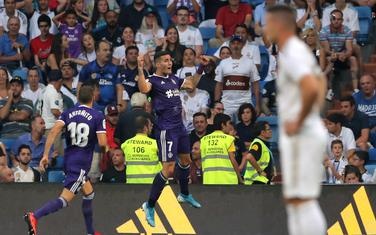 Gvardiola slavi gol u Madridu