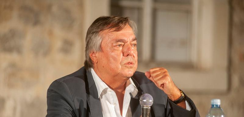 Na ovogodišnjem festivalu Grad teatar: Drago Jančar