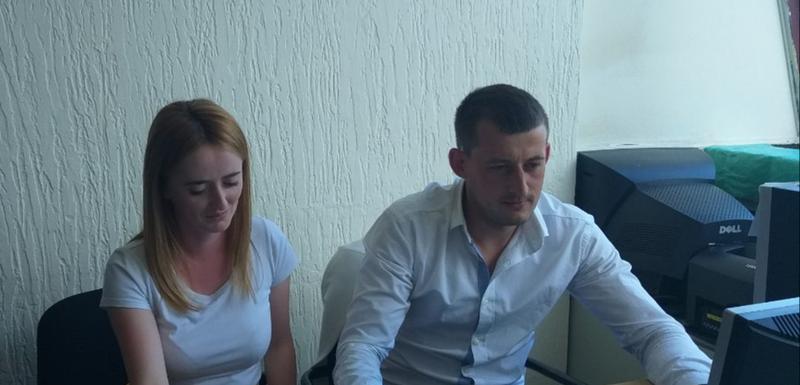 Žana Mirković i Bojan Despotović
