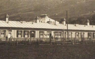 Pljevaljska bolnica iz prošlog vijeka