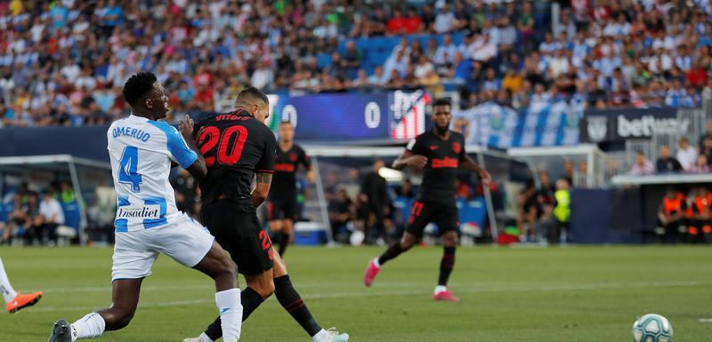 Vitolo postiže gol