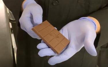 Čokolada i marihuana