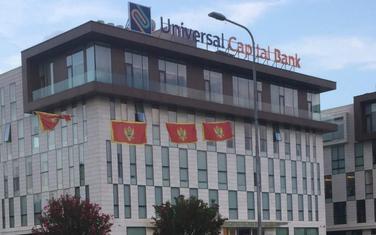 Povezanim firmama 63 miliona eura kredita: Univerzal capital banka