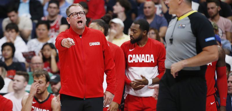 Predvodi tim Kanade nakon titule u NBA: Nik Nurs