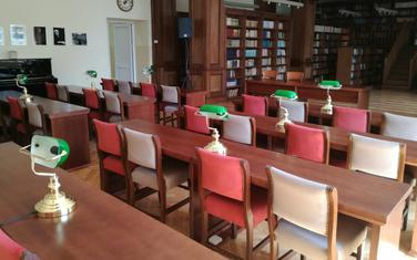 Novoopremljena čitaonica u sklopu biblioteke