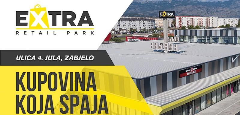 Extra retail park