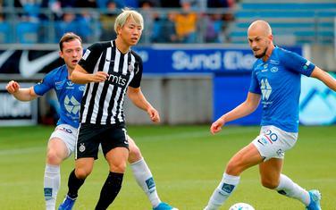 Partizan ide u Ligu Evrope