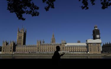 Zgrada britanskog parlamenta