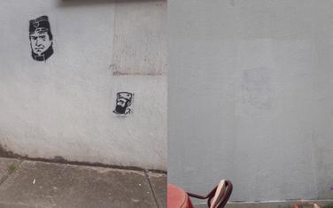 Prekrečeni grafiti