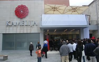 """Tržni centar """"Kamelija"""" u Kotoru dio kompanije """"Napredak"""""""