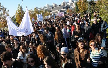 Sa protesta studenata