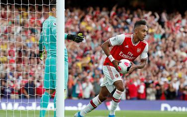 Pjer Emerik Obamejang je donio bod Arsenalu