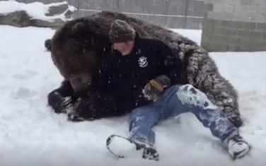 Igra na snijegu