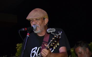 "Tibor Maha Nađ na prethodnom ""Petrovac jazz festivalu"""
