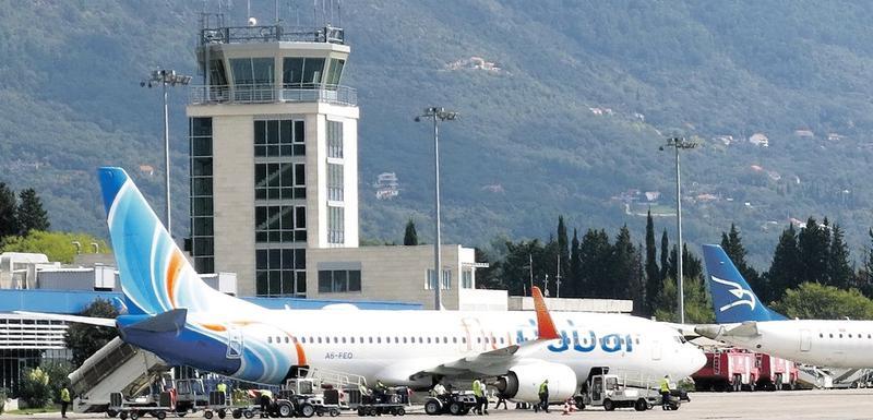 Sporno da li je rok produžen: Aerodrom Tivat
