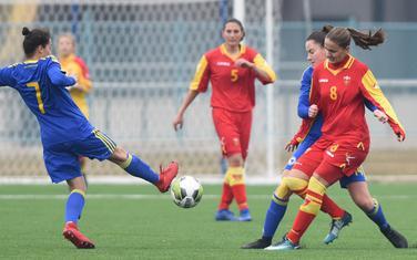 Ženska fudbalska reprezentacija Crne Gore izgubila od Irske