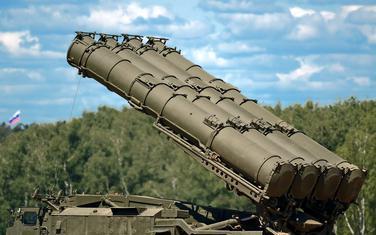 Ruski protivraketni S-400 sistem: Ilustracija
