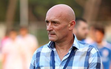 Vesko Stešević, trener Dečića